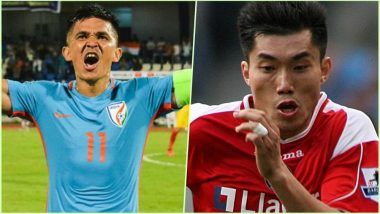 India vs China Football Friendlies 2018 Live Streaming Online: Get Match Live Telecast Time in IST, Free Football Score Updates & TV Channels to Watch in India