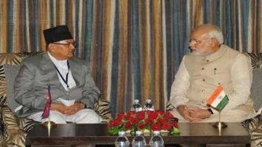 Nepal PM Khadga Prasad Oli to Invite PM Narendra Modi to Attend Bibaha Panchami in December