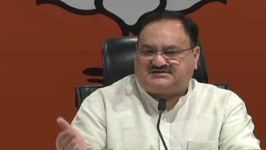 JP Nadda Announces New Team of BJP's National Office-Bearers, Promotes Tejasvi Surya as Party's Youth Wing Chief