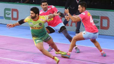 Jaipur Pink Panthers vs Haryana Steelers, PKL 2018-19 Match Live Streaming and Telecast Details: When and Where To Watch Pro Kabaddi League Season 6 Match Online on Hotstar and TV?