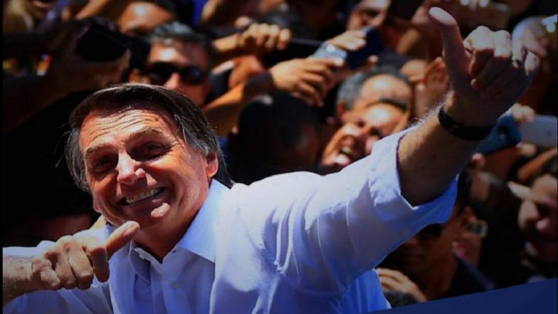 Controversial Far-Right Politician Jair Bolsonaro Wins Brazil Elections