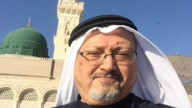 Jamal Khashoggi Fiance Urges US to Investigate Saudi Journalist's Assassination On Ethical Grounds: 'He Was Violently Murdered'