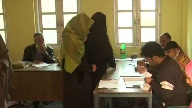 Jammu & Kashmir Local Body Elections 2018: Polling Underway For Third Phase Polls