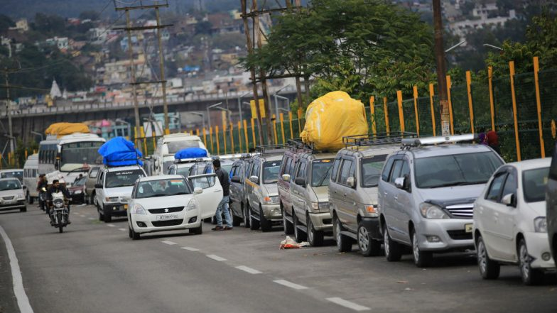 Jammu & Kashmir: Landslides Disrupt Traffic on Jammu-Srinagar Highway