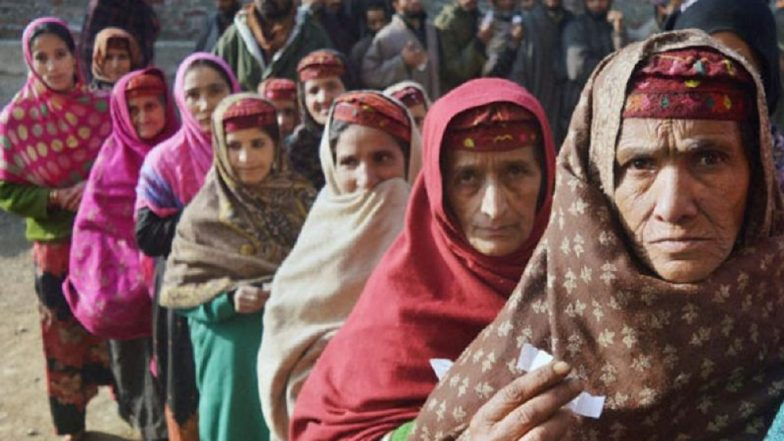 J&K Local Body Elections 2018: Muslim Voters in Jammu Defy Poll Boycott Call, Slam NC, PDP