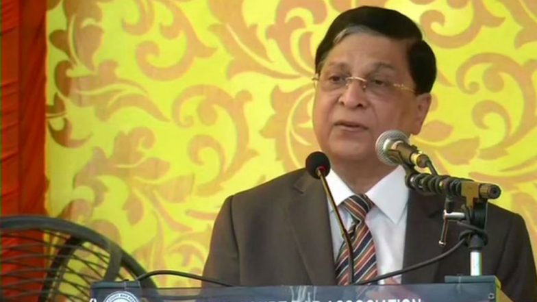 Supreme Court Was Not Moving in Right Path Under Chief Justice of India Dipak Misra, Says Justice Kurien Joseph