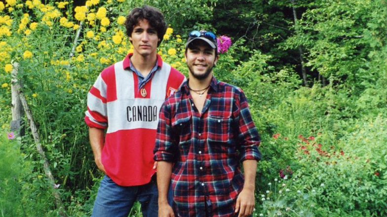 Canadian PM Justin Trudeau's Throwback Picture on Social Media to Wish His Late Brother is So Emotional