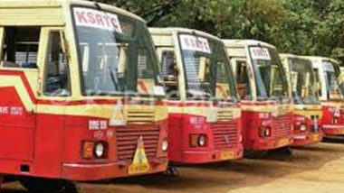 Bus Services in Karnataka to Resume from Tomorrow, Says Deputy CM Laxman Savadi After Talks With KSRTC, BMTC Employees Who Went on Strike