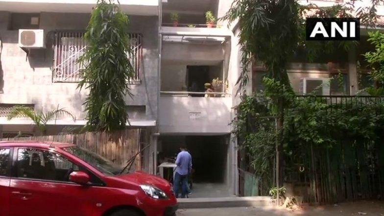 Income Tax Department Raids 16 Premises Linked to Delhi Transport Minister Kailash Gahlot
