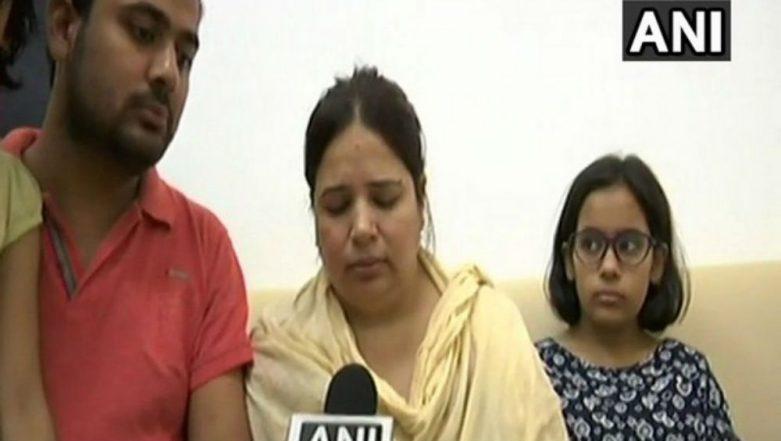Vivek Tiwari Killing: Faith in UP Government Has Strengthened, Says Apple Executive's Wife Kalpana Tiwari