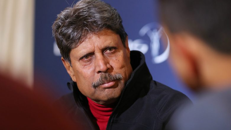 Kapil Dev Says Modern Batsmen Well-Suited to Bat at Any Position Thanks to T20s, Believes No. 4 Position Not an Issue for India at ICC Cricket World Cup 2019