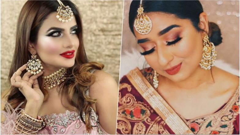 Karwa Chauth 2018 Makeup & Beauty Tips: Video Tutorials & Ideas on How to Shine Bright Like Moon on Karva Chauth Festival