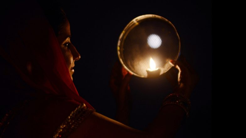 Karwa Chauth 2018 Date and Moon Time Significance: History, Puja Muhurat Timings, Vidhi and Mantra For Karva Chauth Vrat