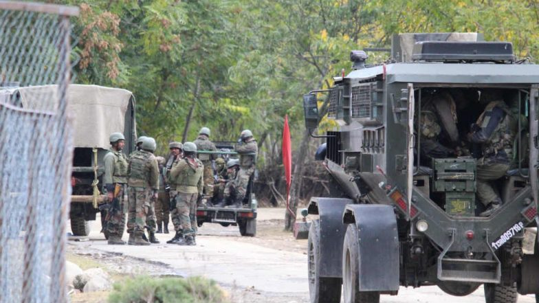 Jammu And Kashmir: Two Terrorists Gunned Down in Sopore Encounter