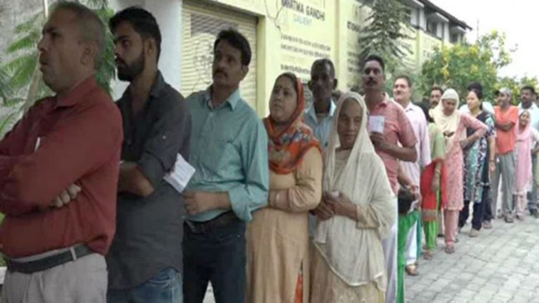 Jammu and Kashmir Urban Local Body Polls 2018: Except for Bandipora District, Voter Turnout Remains in Single Digit in Valley