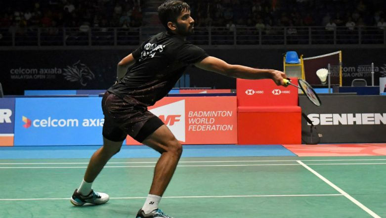 Kidambi Srikanth Defeat Quarter-Final to China's Chen Long, Exits From Malaysia Open 2019