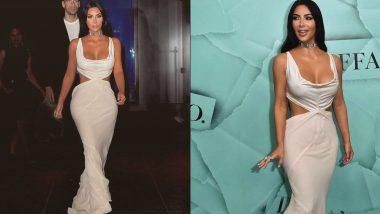 Kim Kardashian Struts In Diamonds Two Years After Being Robbed, But Beefs Up Security - See Pics