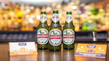 Kingfisher beer price in delhi 2019
