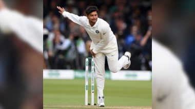 Kuldeep Yadav's Childhood Coach Kapil Pandey Miffed with Constant Sidelining of Left-Arm Spinner from India's Playing XI