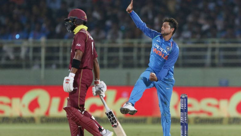 Live Cricket Streaming of India vs West Indies 2018 on Hotstar and YuppTV: Check Live Cricket Score, Watch Free Telecast of IND vs WI 3rd ODI Match on TV & Online