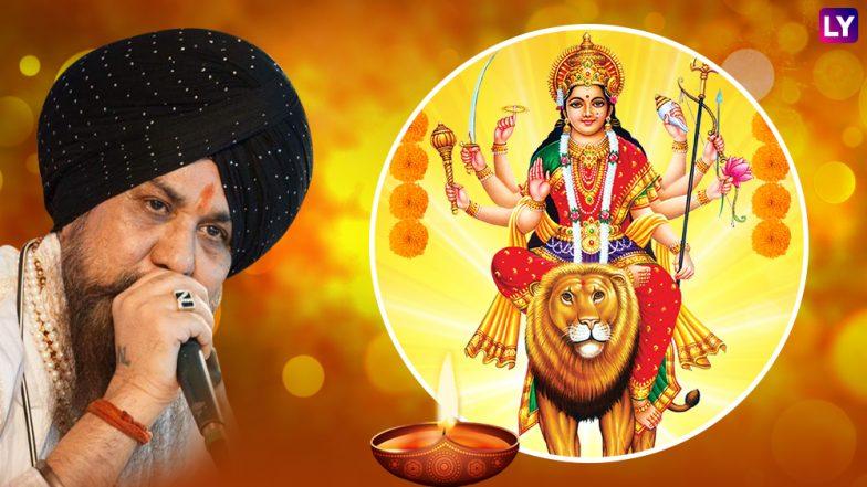 Navratri 2018 Mata Ki Bhente: 'Pyara Saja Hai' to 'Maiya Ka Chola' - Popular Bhajans by Punjabi Singer Lakhbir Singh Lakha