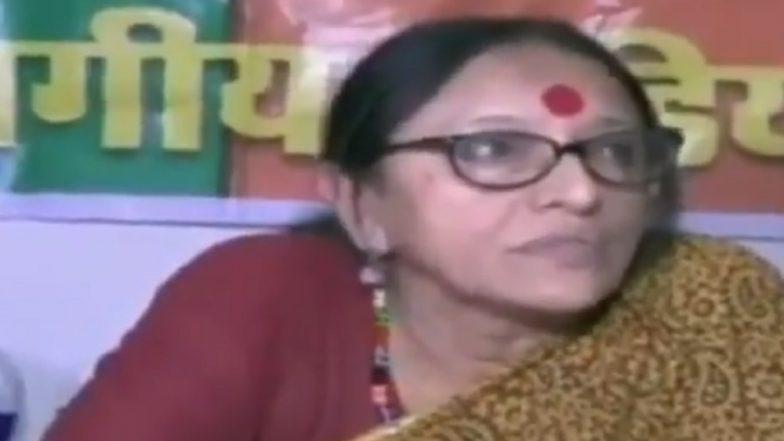 #MeToo: Women Journalists Not So Innocent, Says Madhya Pradesh BJP Leader Lata Kelkar on MJ Akbar