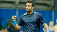Leander Paes-Jeļena Ostapenko vs Storm Sanders-Marc Polmans, Australian Open 2020 Free Live Streaming Online: How to Watch Live Telecast of Aus Open Mixed Doubles First Round Tennis Match?
