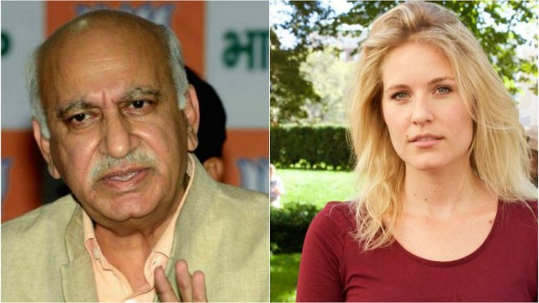 #MeToo Row: Now, MJ Akbar Accused by CNN Reporter of 'Forcefully Kissing' Her When She Was 18