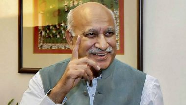 MJ Akbar Defamation Case: 'Tweets, Articles Damaging My Reputation', Former Union Minister Tells Court; Next Hearing on Oct 31