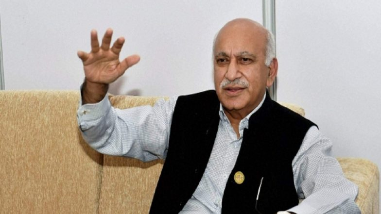 Minister MJ Akbar, Accused of Sexual Harassment, Should Resign, Says Congress