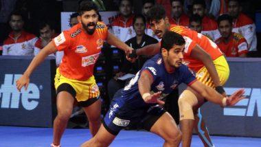 PKL 2018-19 Video Highlights: Haryana Steelars Beat Gujarat Fortunegiants 32-25