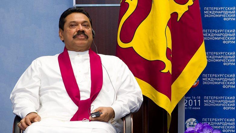 Sri Lankan Court Restrains Mahinda Rajapaksa From Taking Actions As Prime Minister