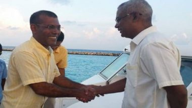 Maldives' Top Court Suspends Exiled President Mohamed Nasheed's Jail Term