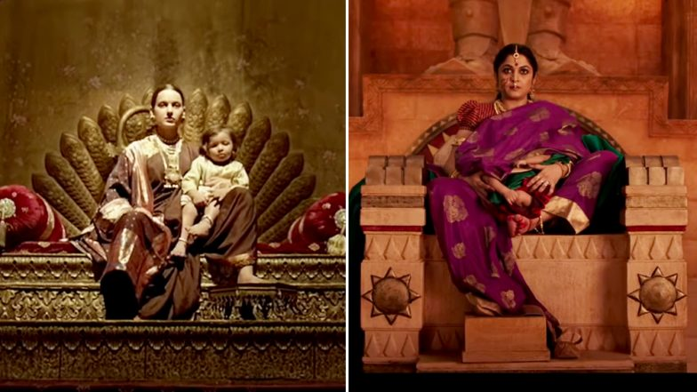 Manikarnika Teaser is a Combination of Baahubali, Padmaavat and Bajirao Mastani! This Cannot be a Coincidence, View Pics