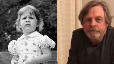 Mark Hamill Sends Birthday Wish To His Late Star Wars Co-Star Carrie Fisher - View Tweet