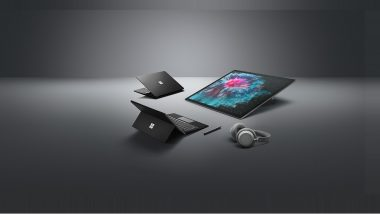 Microsoft Introduces Surface Headphones Along With Surface Pro 6, Surface Studio 2 & Surface Laptop 2