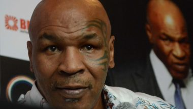 Mike Tyson Comeback: Heavyweight Champion Set to Fight Roy Jones Jr on September 12