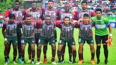 I-League 2019–20: Papa Babacar Diawara's Header Helps Mohun Bagan Consolidate Lead Against Punjab FC