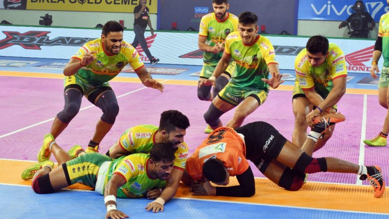 PKL 2018-19 Today's Kabaddi Matches: Schedule, Start Time, Live Streaming, Scores and Team Details of November 25 Encounters!