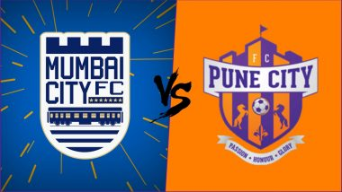 Mumbai City FC vs FC Pune City, ISL 2018–19 Live Streaming Online: How to Get Indian Super League 5 Live Telecast on TV & Free Football Score Updates in Indian Time?