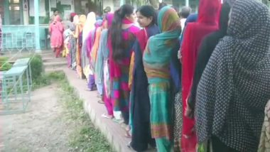 Jharkhand Assembly Elections 2019: Polling Begins For Second Phase in 20 Assembly Constituencies Amid Tight Security