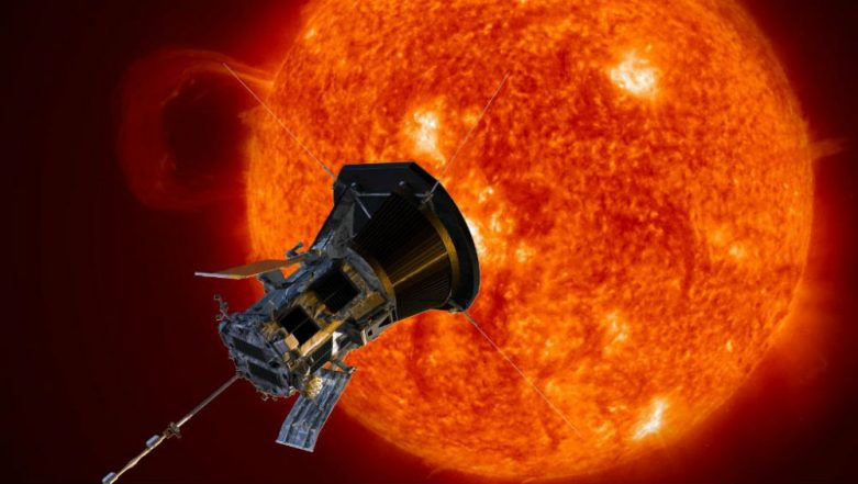 NASA's Parker Solar Probe Closest Ever to Sun
