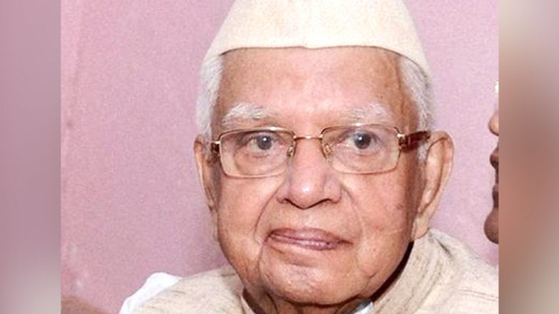 ND Tiwari Dies at 93: Life and Times of the Veteran Congress Leader, The Only Man to Have Led 2 States as CM