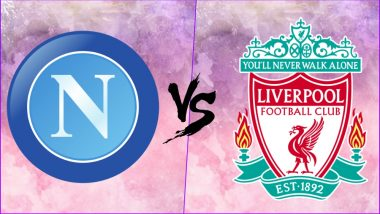 Napoli vs Liverpool, UEFA Champions League Live Streaming Online: How to Get CL 2018–19 Match Live Telecast on TV & Free Football Score Updates in Indian Time?