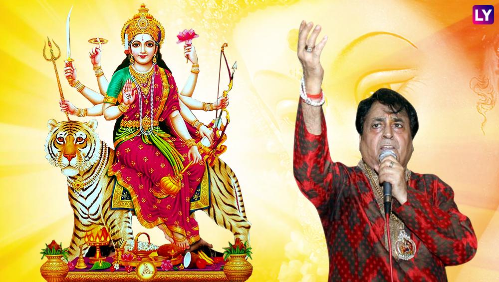 Mata Ki Bhente by Narendra Chanchal: Navratri Ke Din Aaye Hain and Other Devotional Songs for Navratri 2019