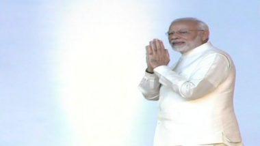 PM Narendra Modi Pays Homage to Sardar Vallabhbhai Patel on 143rd Birth Anniversary