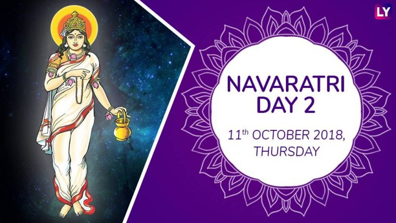 Navratri 2018 Brahmacharini Puja for Day 2: Worship the Second Form of Goddess Durga With Mantras This Navaratri