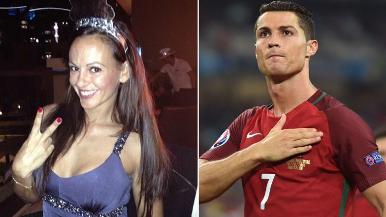 Cristiano Ronaldo's Ex Nereida Gallardo Defends Him Saying 'He's Not Aggressive' and She 'Can't See Him Forcing Someone'