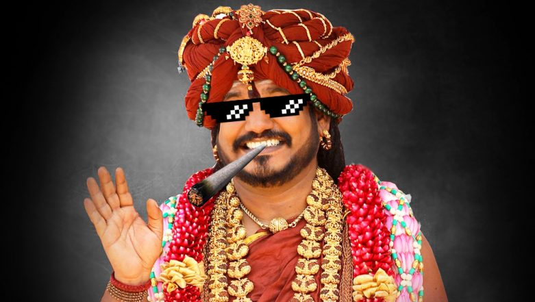 Swami Nithyananda Video Interview on His 'Inter-life Reincarnation Trust' Plan To Get Money From Billionaires Will Give You 'Thug Life' Feeling