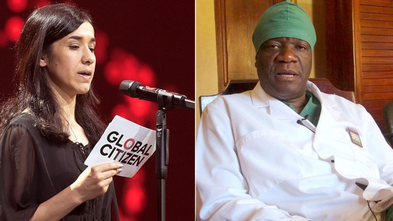 Nobel Peace Prize 2018 Winners: Who Are Denis Mukwege and Nadia Murad And Why Have They Been Awarded The Honour?